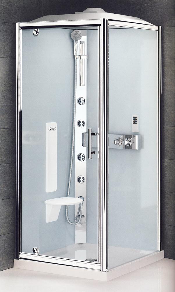 anatomia di una cabina doccia - arredobagno news - Arredo Bagno Novellini