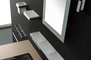 Accessori bagno moderni for Accessori bagno classici