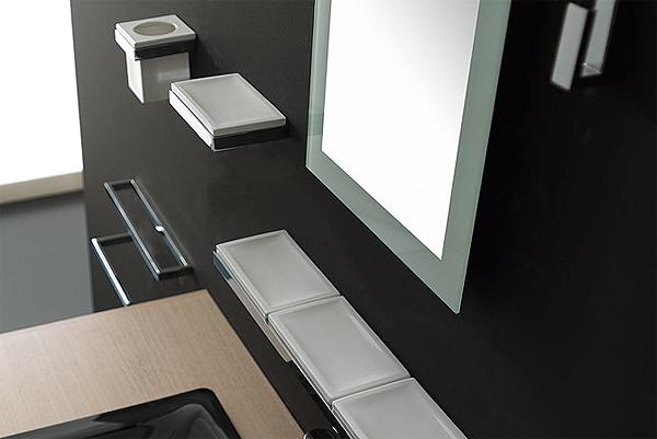 Accessori bagno come mettere l 39 accento alla sala da bagno - Accessori moderni bagno ...