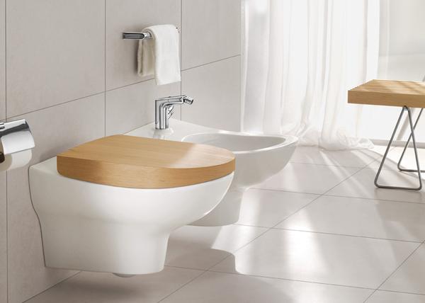 My nature di villeroy boch a tutta natura for Mobili bagno a basso costo