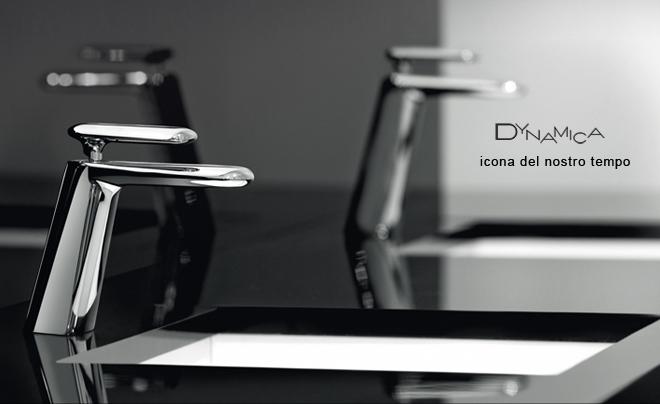 La collezione bagno dynamica di fir italia arredobagno news - La migliore rubinetteria da bagno ...