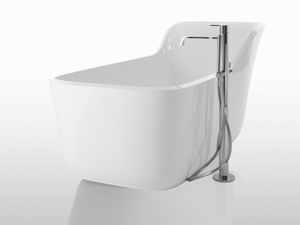 Wanda da antonio lupi vasca da bagno design by daniel - Dimensioni vasca da bagno ...