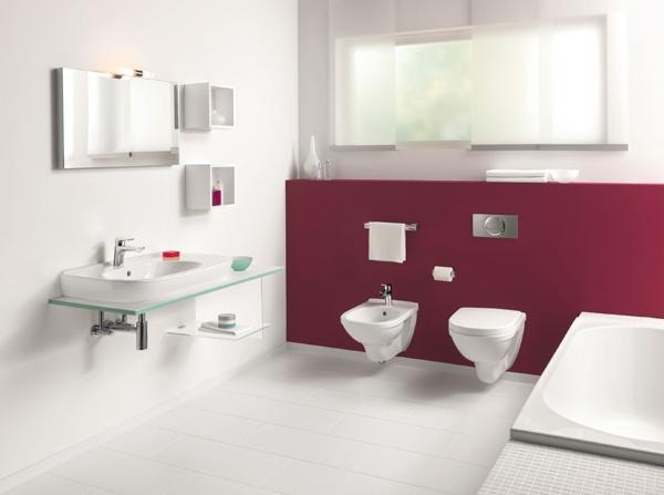 E frame to frame di villeroy boch arredobagno news - Lavabi per mobili da bagno ...