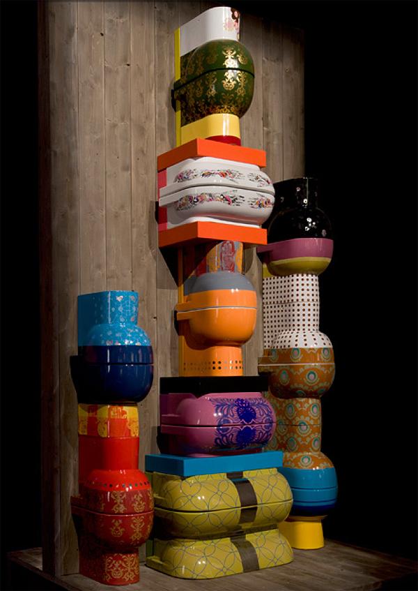 Triennale Di Milano Ceramics : Indian mood terri pecora nuala goodman per simas
