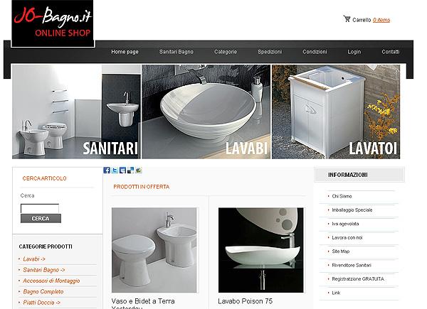vendita on line arredo bagno: arredamento casa vendita on line ... - Magi Arredo Bagno Cerea