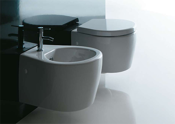 Orbis lavabi di design con macropiletta asportabile in for Galassia arredo bagno