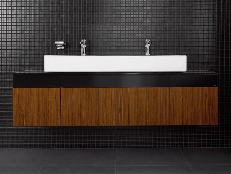 Memento premium e purismo per villeroy boch arredobagno news - Misure lavabo bagno ...