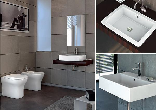 Ideal standard linea lavabi strada arredobagno news for Sanitari bagno ideal standard