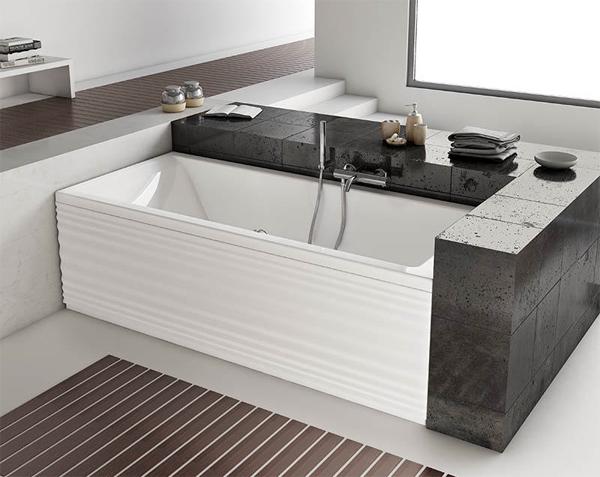 Vasche da bagno dimensioni terra vasca ovale ad incasso altezza