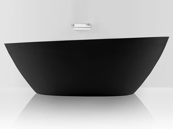 Vasca da bagno nera cool vasca da bagno with vasca da bagno nera affordable soluzione per - Vasca da bagno nera ...