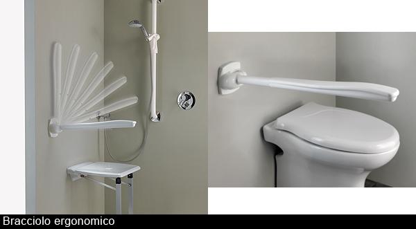 Pontegiulio per il bagno accessibile arredobagno news - Maniglione disabili bagno ...