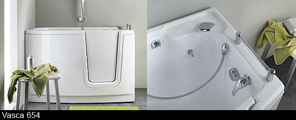 PONTEGIULIO per il bagno accessibile - ARREDOBAGNO NEWS