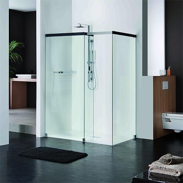 Il relax secondo duka si chiama libero 5000 arredobagno for Duka cabine doccia