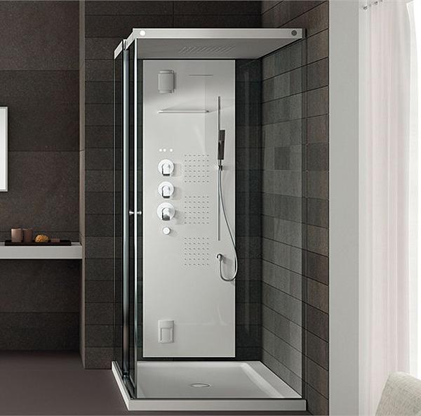 Il nuovo box doccia light della teuco arredobagno news - Cabine doccia teuco ...