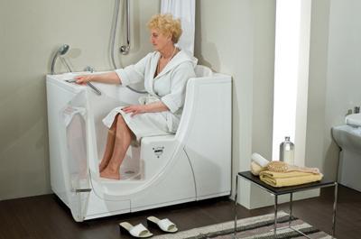 Sedili Wc Per Disabili : Thermomat il bagno per disabili a 360° arredobagno news