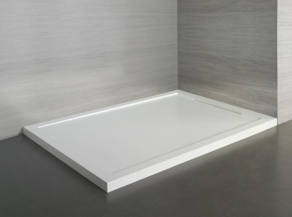 Casa immobiliare accessori piatto doccia filo pavimento prezzo - Specchio ingranditore ikea ...