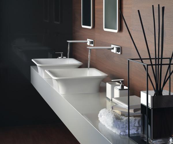 la nuova collezione ispa da gessi arredobagno news. Black Bedroom Furniture Sets. Home Design Ideas
