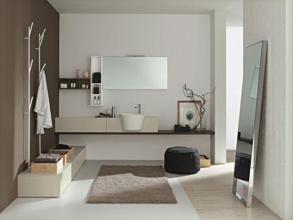Novello la modularit per ogni tipo di spazio for Arredi per il bagno