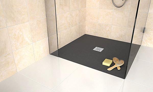 Elax ha rivoluzionato il mercato dei piatti doccia creando il primo piatto doccia elastico e - Doccia a filo pavimento ...