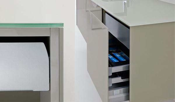 Complementi d 39 arredo e accessori eco sostenibili personalizzabili per la sala da bagno for Complementi d arredo bagno