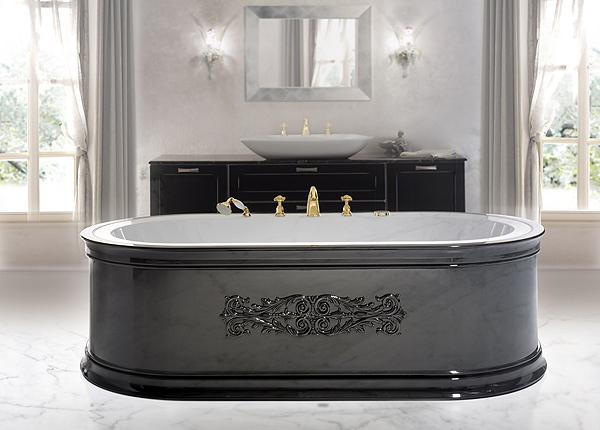 Yuma style la prima vasca new retr firmata blubleu arredobagno news - Vasche da bagno retro ...