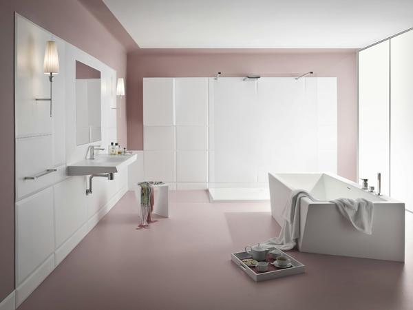 Rexa Design: Quatto modi contemporanei di vivere il la sala da bagno