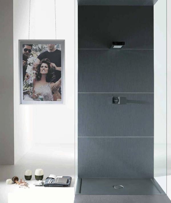 I piatti doccia the shower world di cielo collezioni for Piatto doccia cielo