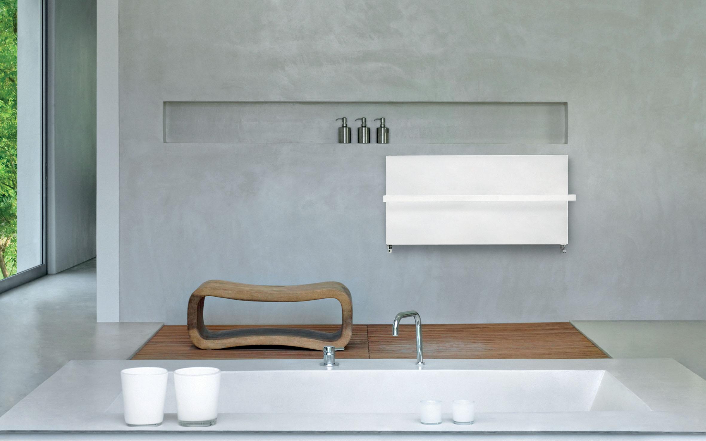 Cersaie 2012 caleido presenta la nuova collezione di radiatori fine design arredobagno news - Caloriferi per bagno ...