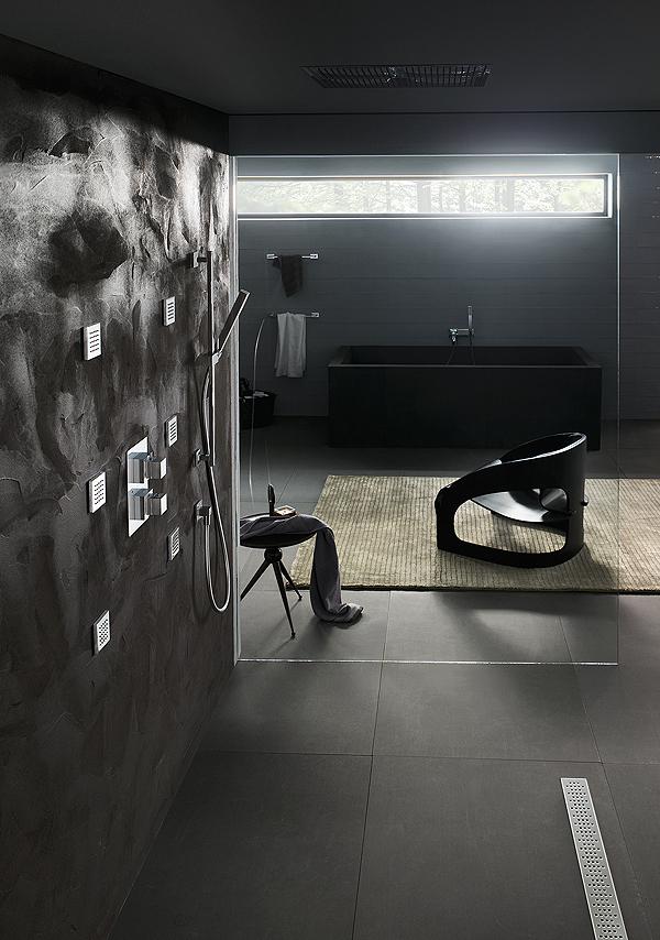 Cube la doccia wellness firmata nobili rubinetterie arredobagno news - Nobili rubinetterie bagno ...