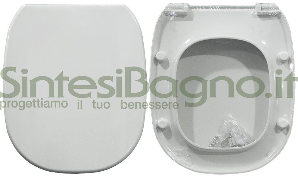 Sedile Copri Wc Serie 500 Pozzi Ginori.Copriwater Originali Vs Dedicati Pozzi Ginori Serie 500 Arredobagno News
