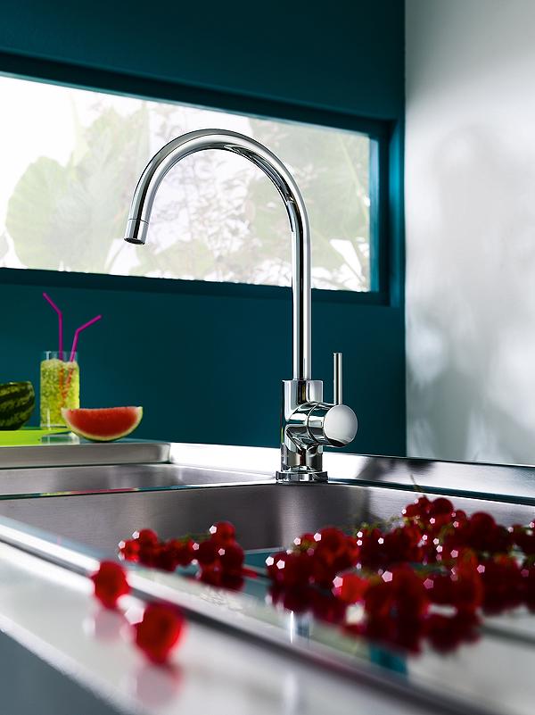 Tecnologia in cucina con live di nobili rubinetterie arredobagno news - Nobili accessori bagno ...