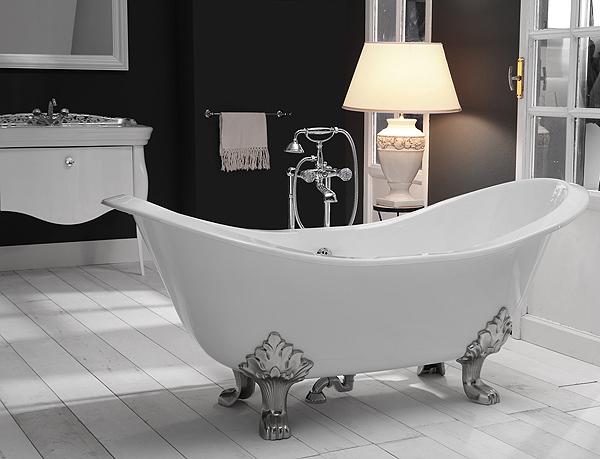 Scarico Della Vasca Da Bagno In Inglese : Vasche da bagno freestanding bba lo stile nel bagno le novit di