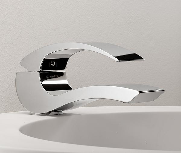 Newform bfluid oltre il design arredobagno news for Rubinetti design