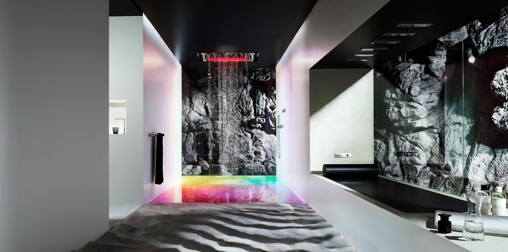 Sensory Sky di Dornbracht- la doccia che coinvolge tutti i sensi