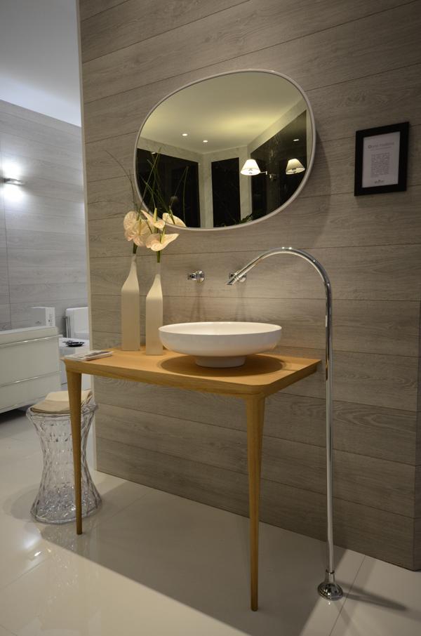 Stand WEBERT | Rubinetto, lavabo a colonna da terra