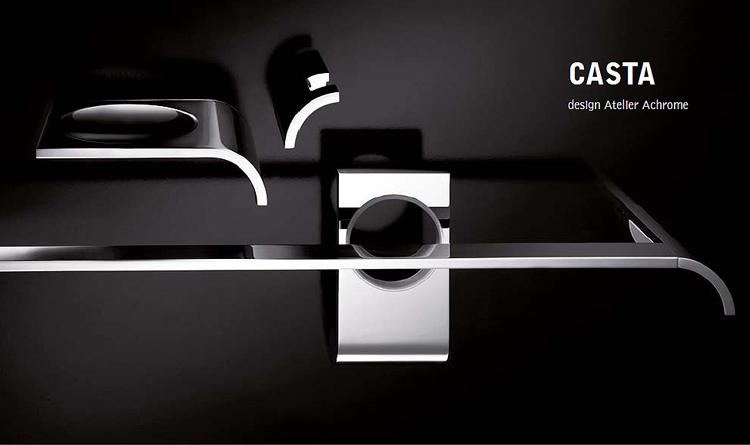 Accessori Bagno > Inda > Serie Casta > Design atelier Achrome ...
