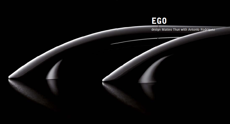 Accessori Bagno > Inda > Serie Ego > Design Matteo Thun e Antonio Rodriguez