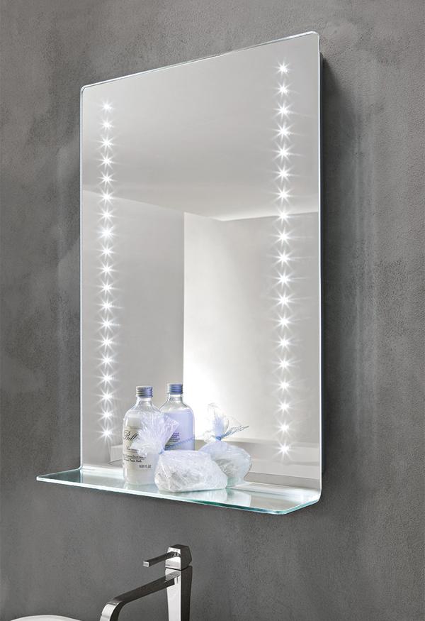 LEO | Specchiera bagno LED