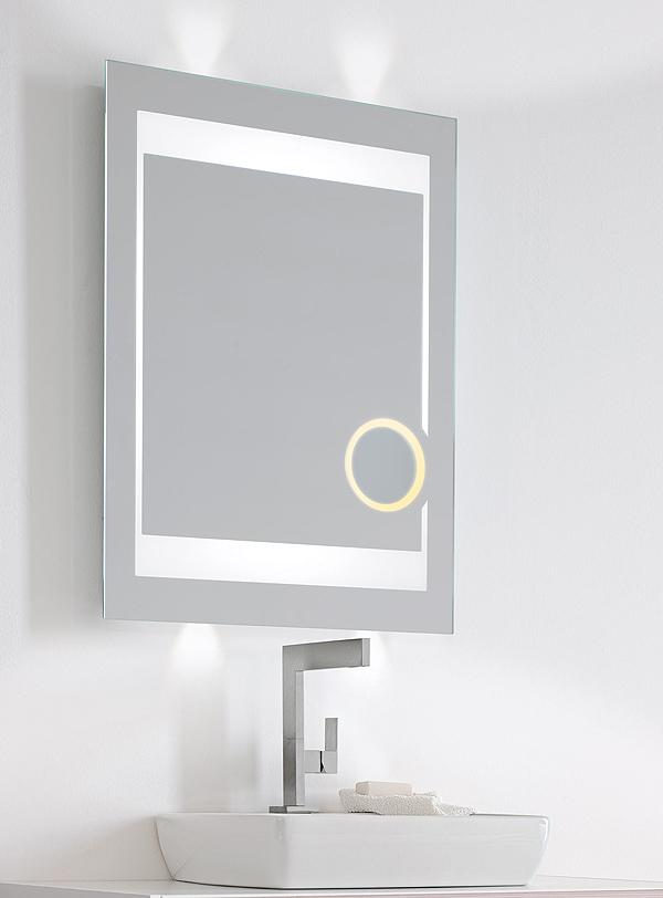 MIRA | Specchiera bagno retroilluminata LED