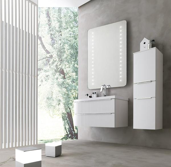 PEGASUS | Specchiera bagno LED