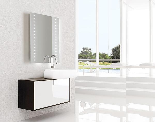 PHOENIX | Specchiera bagno LED