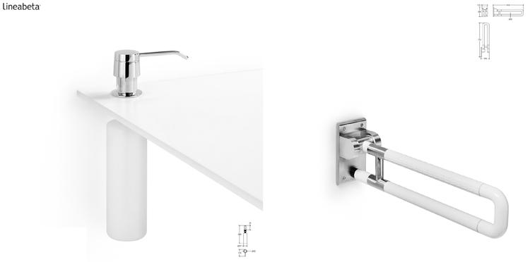 Accessori bagno tutto quello che serve per hotel - Lineabeta accessori bagno ...