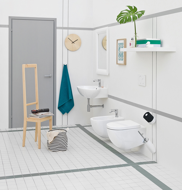 Artceram design low cost per il bagno arredobagno news - Bagno low cost ...