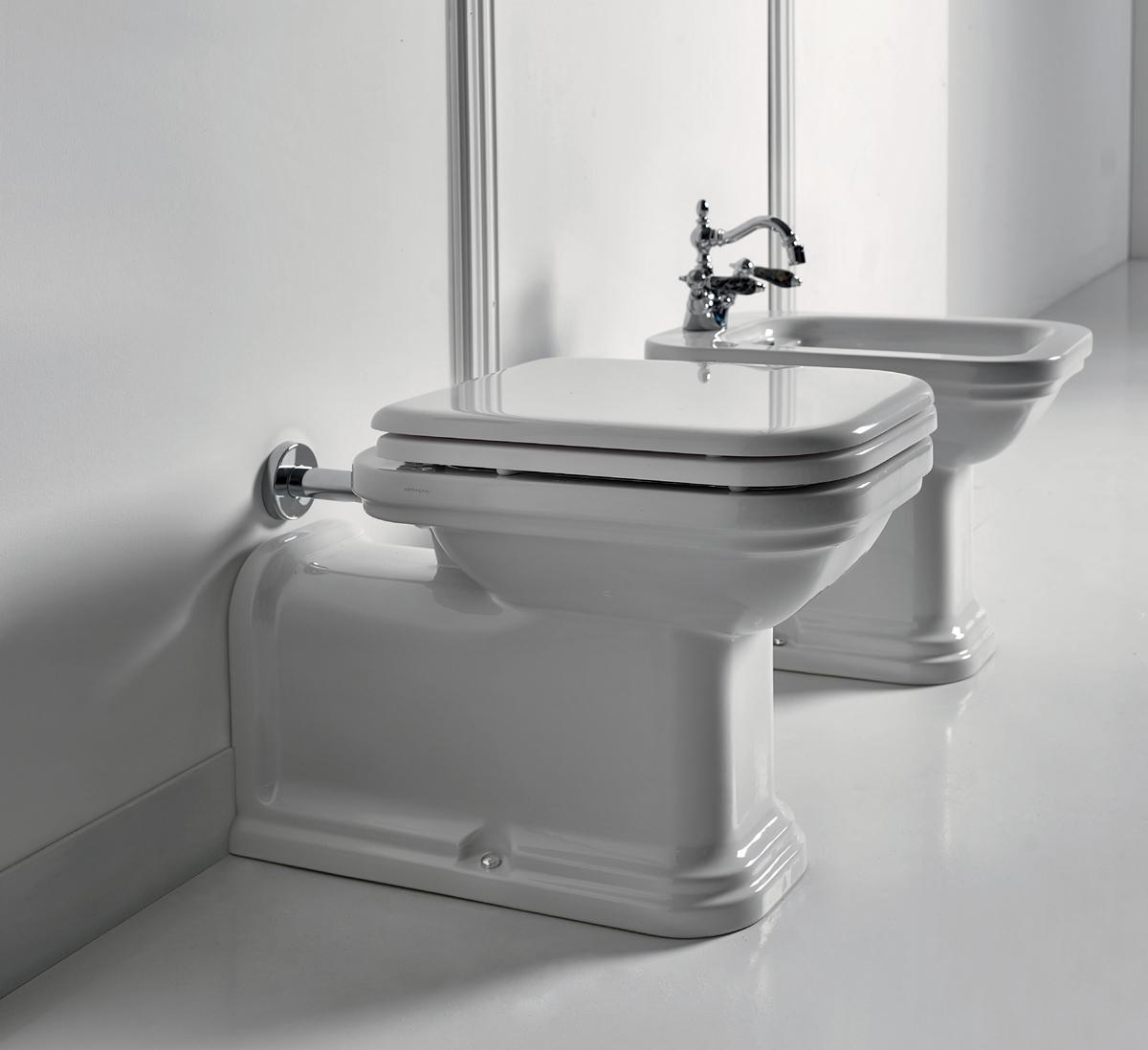 Kerasan waldorf il lusso entra in bagno cersaie 2014 - Sanitari accessori bagno ...