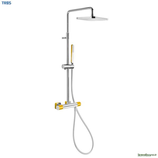 Colonna doccia TRES
