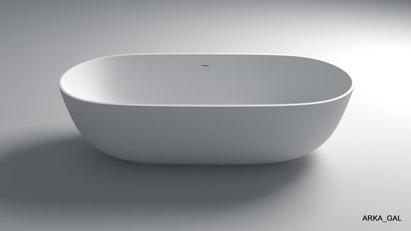 GAL: le nuove vasche da bagno centro stanza - ARREDOBAGNO NEWS