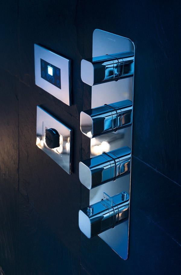 Loop elettronico scienza e magia arredobagno news - Nobili accessori bagno ...