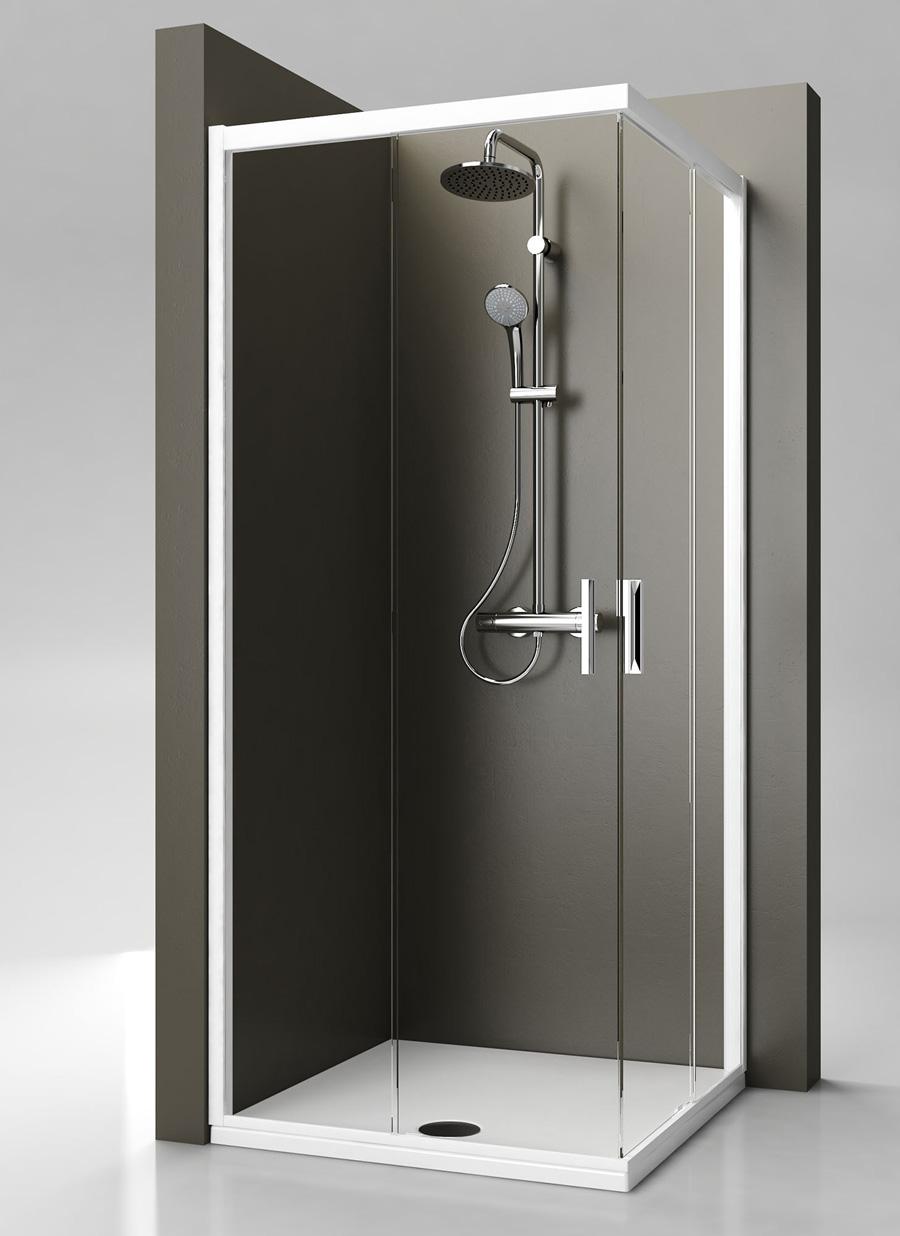 Doccia In Muratura Senza Piatto Doccia: Idee per il bagno: via la vasca per u...