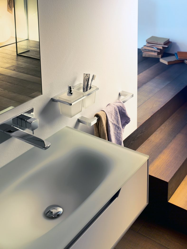 Accessori bagno inda serie new europe arredobagno news - Nobili accessori bagno ...