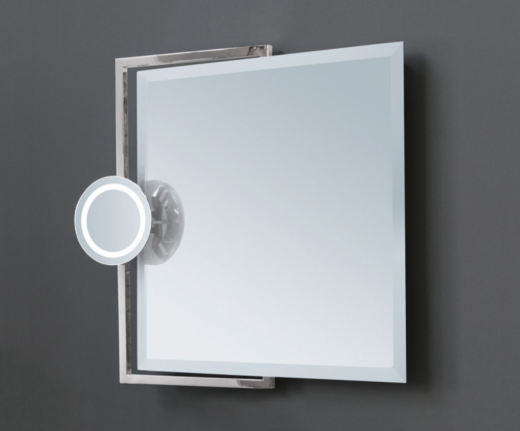 Le nuove specchiere retroilluminate led di vanita casa arredobagno news - Specchi retroilluminati per bagno ...